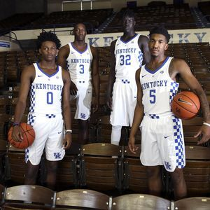 Kentucky basketball program